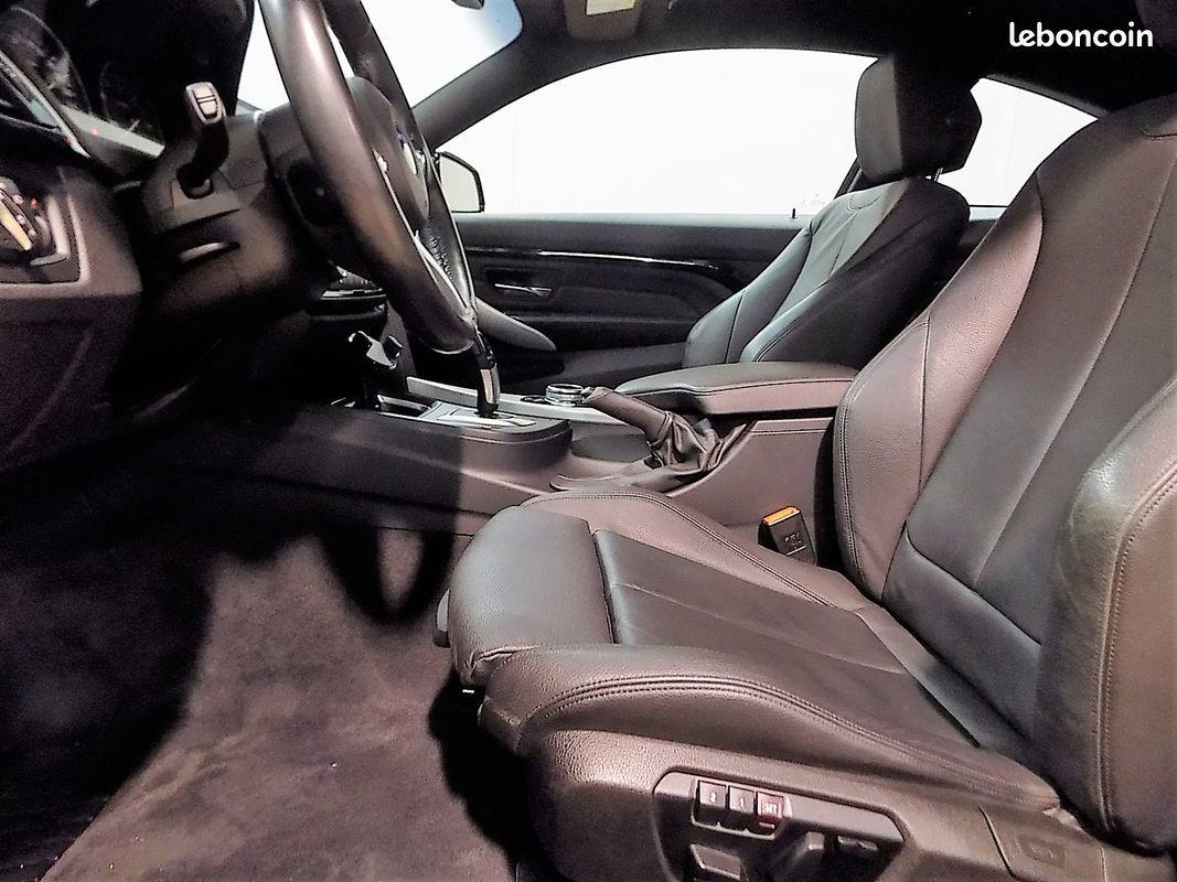 photo secondaire Bmw serie 4 coupe 430 da x-drive pack m-sport 258 cv bmw