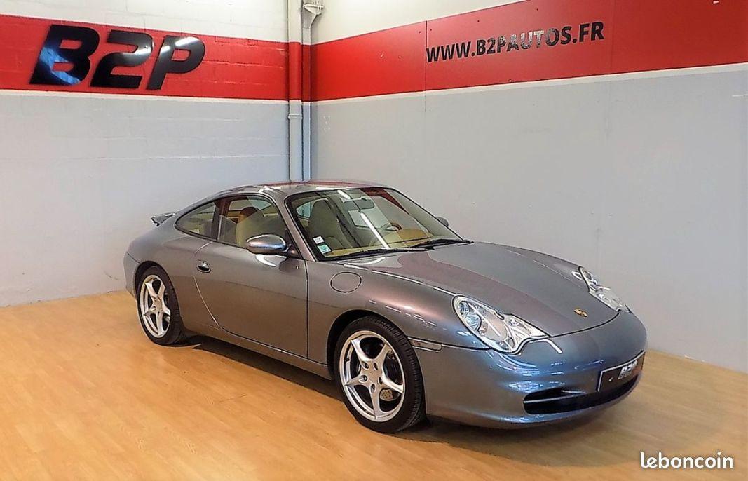 photo vehicule vendu - Porsche 911 carrera 2 996 3.6 l 320 cv bv6 GARANTIE 12 MOIS