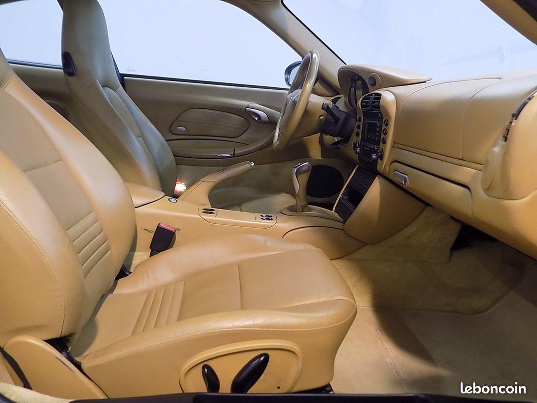photo secondaire Porsche 911 carrera 2 996 3.6 l 320 cv bv6 GARANTIE 12 MOIS porsche