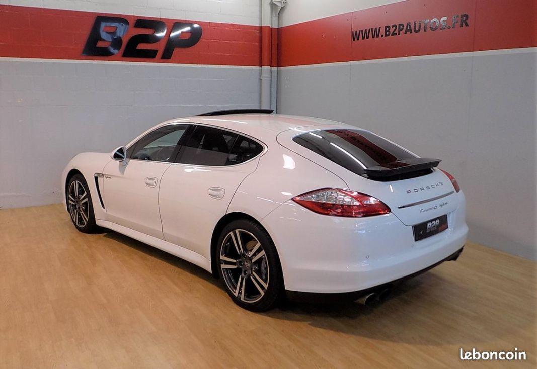 photo secondaire Porsche panamera s hybrid 3.0 v6 380 cv garantie 12 mois porsche