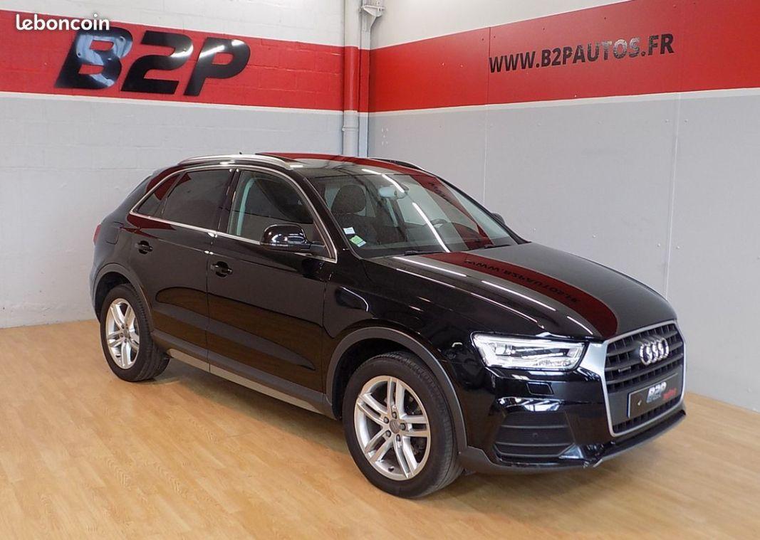 photo vehicule vendu - Audi q3 2.0 tdi 150 cv quattro bva ambition luxe