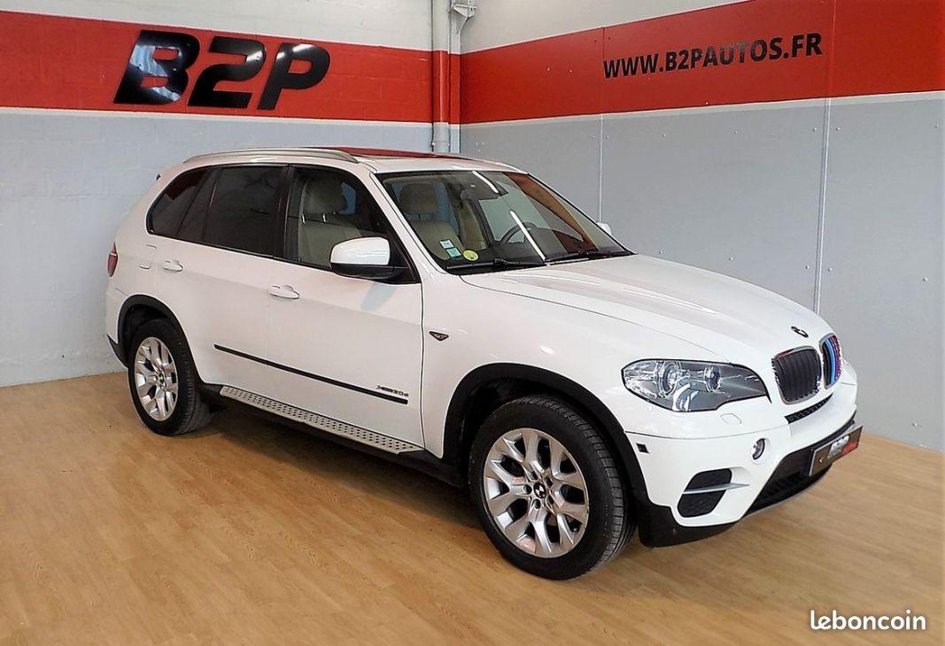 photo vehicule vendu - Bmw x5 3.0 da 245 cv luxe bva 8