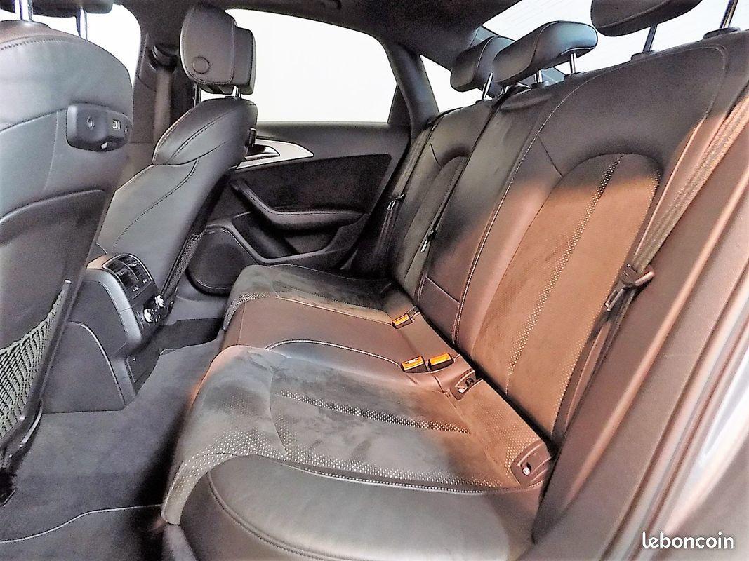 photo secondaire Audi a6 3.0 tdi v6 313 cv quattro s-line plus full led audi
