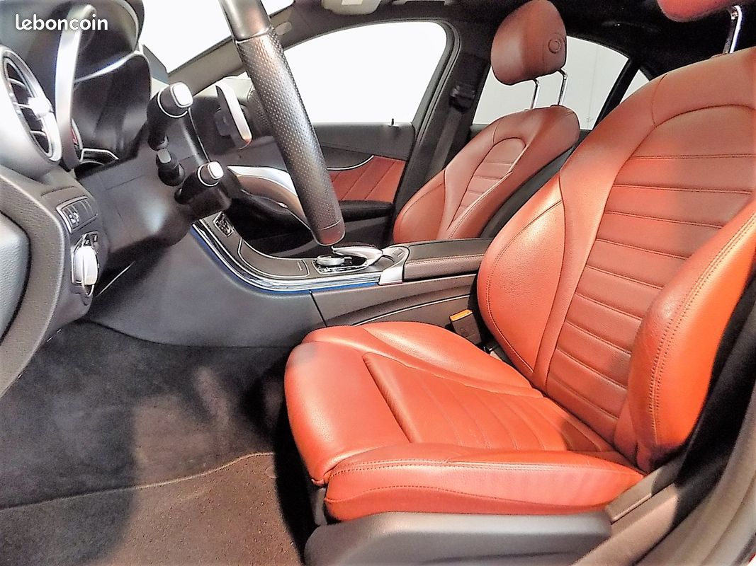 photo secondaire Mercedes classe c43 amg 4matic 9g-tronic 367CV C 43 AMG FULL BLACK mercedes