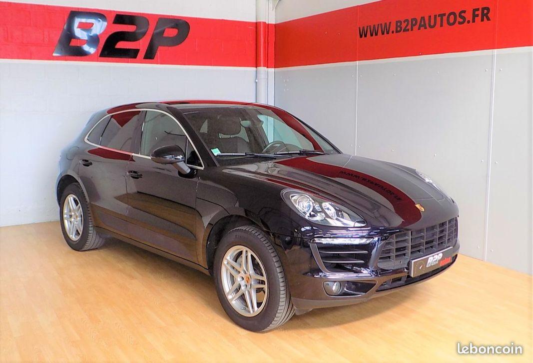 photo vehicule vendu - Porsche macan s 3.0 v6 258 cv entretien porsche