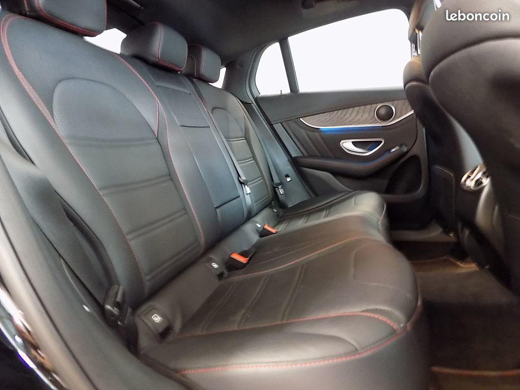 photo secondaire Mercedes glc coupe 43 amg 367 cv 4-matic mercedes