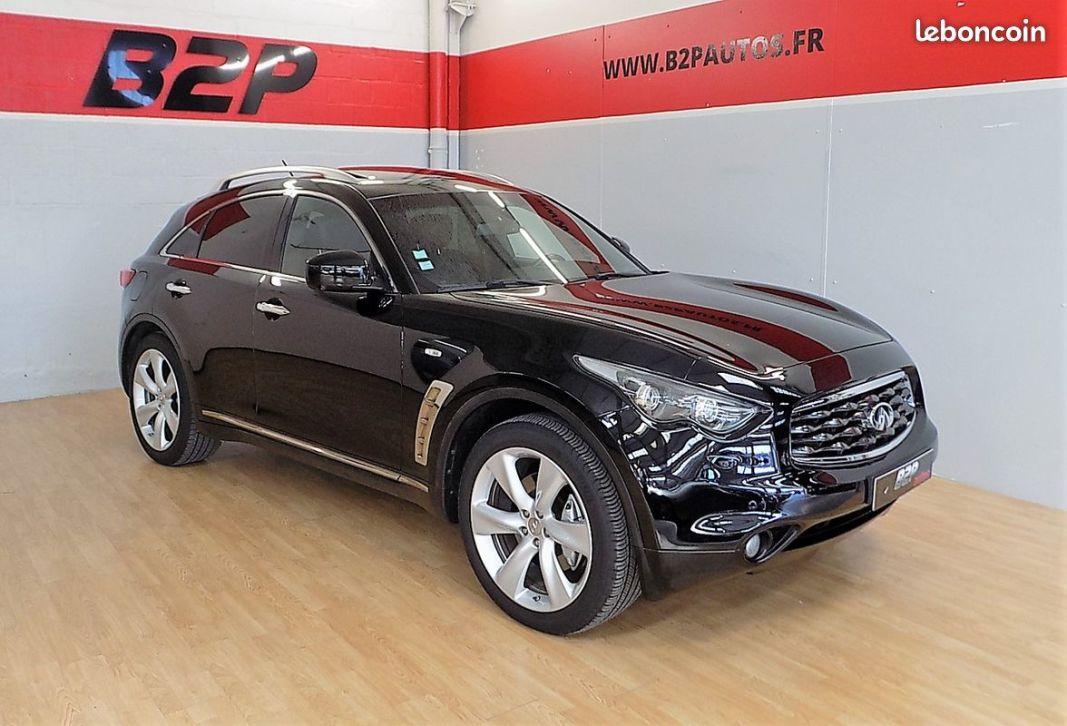 photo vehicule vendu - Infiniti fx 30 d premium 238 cv