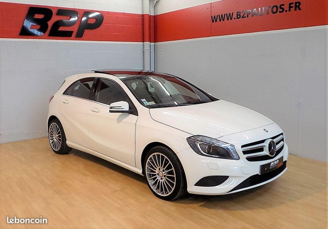 photo vehicule vendu - Mercedes classe a 180 cdi toit ouvrant jantes amg