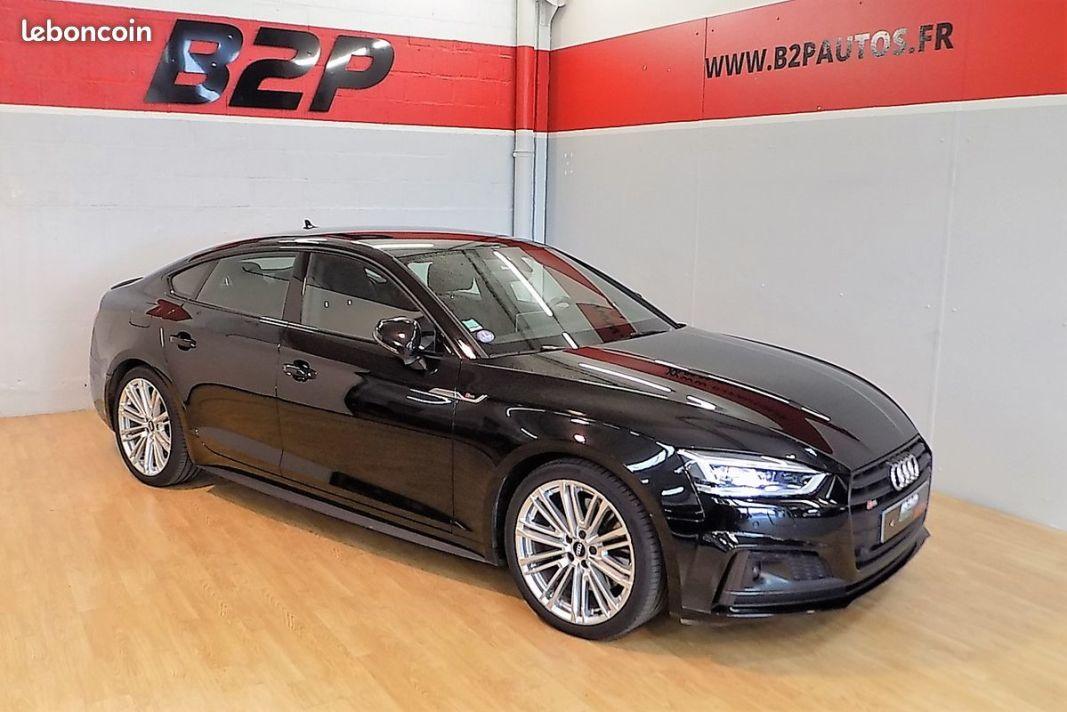 photo vehicule vendu - Audi s5 sportback 3.0 tfsi 354 cv