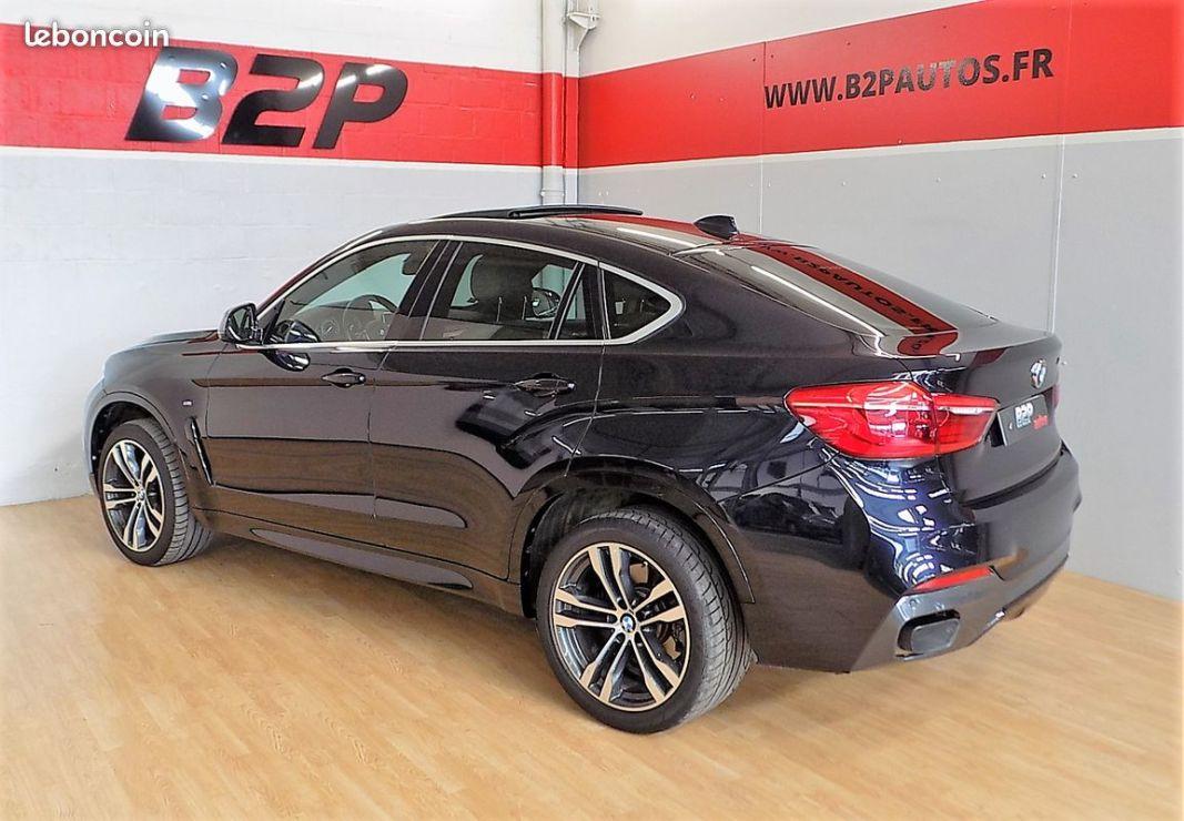 photo secondaire BMW X6 M50D 381 CV Carbon schwarz M 50 D bmw