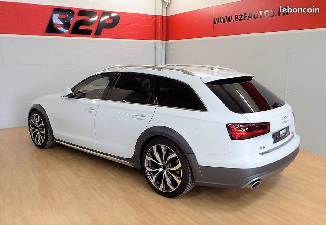 photo secondaire Audi a6 allroad 3.0 tdi 320 cv v6 audi