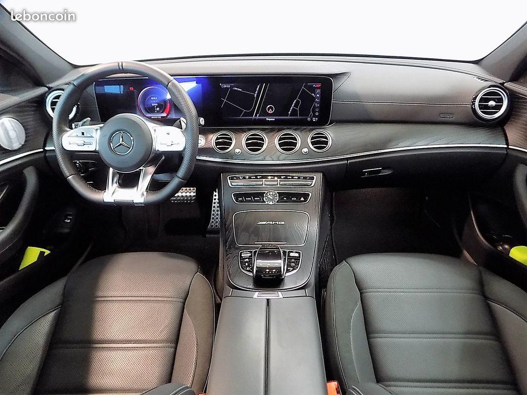 photo secondaire Mercedes classe e 63 amg 4matic+ 572 cv mercedes