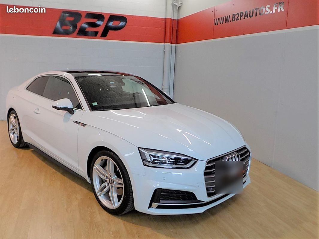 photo vehicule vendu - Audi a5 3.0 tdi 218 cv quattro s-tronic s-line