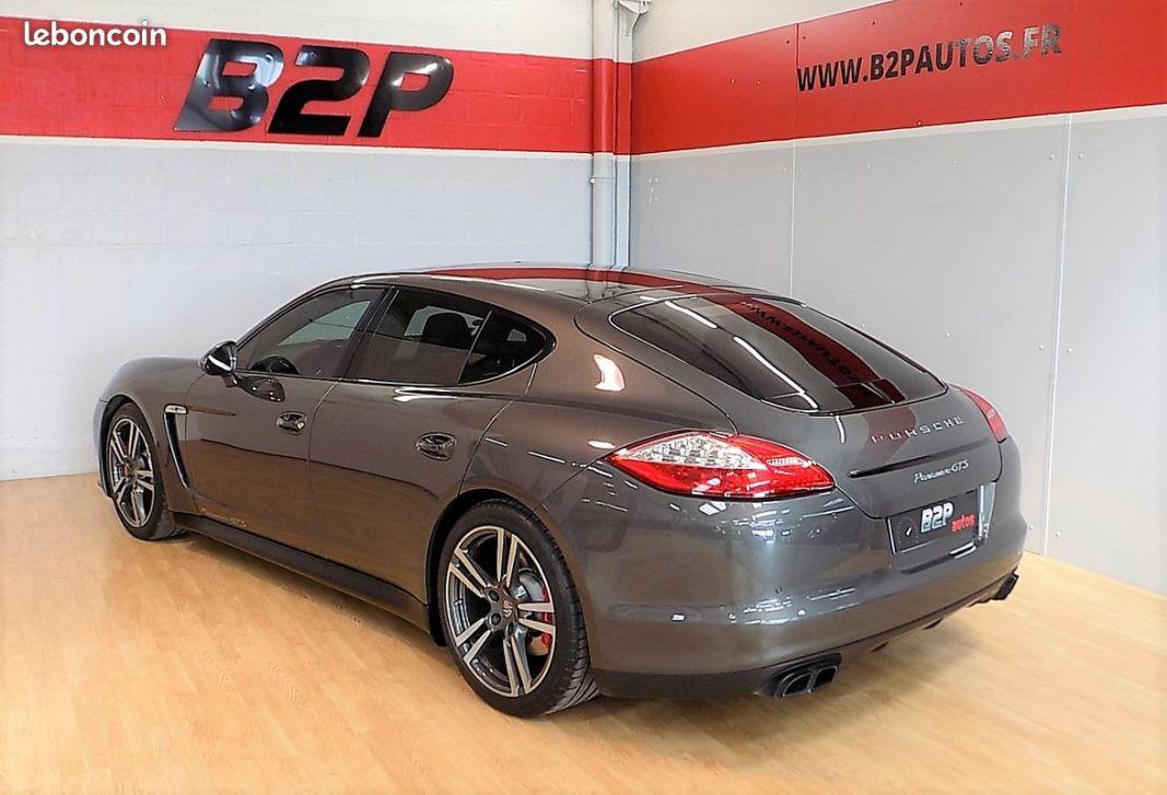 photo secondaire Porsche panamera gts 4.8 v8 gts 430 cv porsche