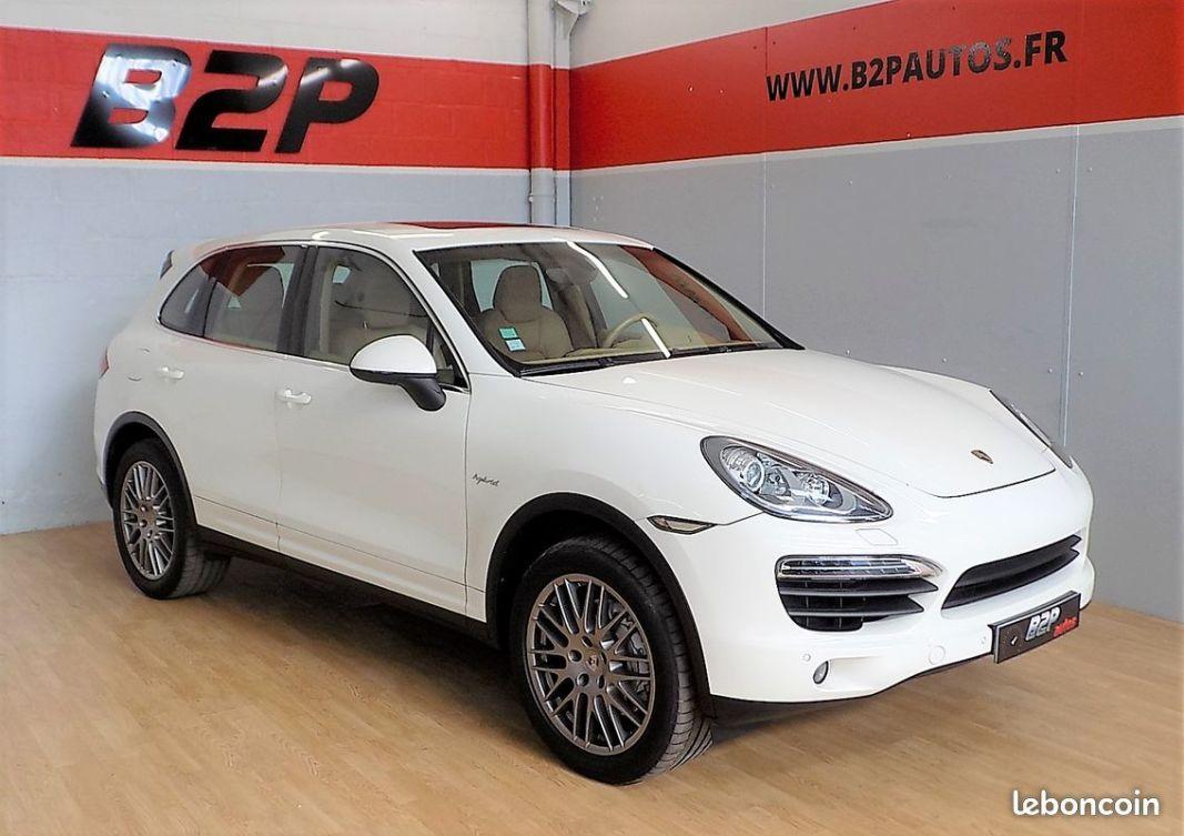 photo vehicule vendu - Porsche cayenne s hybrid 380 cv