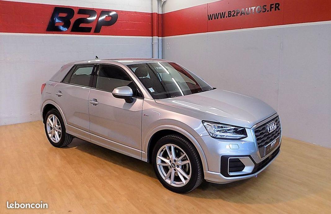 photo vehicule vendu - Audi q2 1.6 tdi 116 cv s-line s-tronic 30 tdi