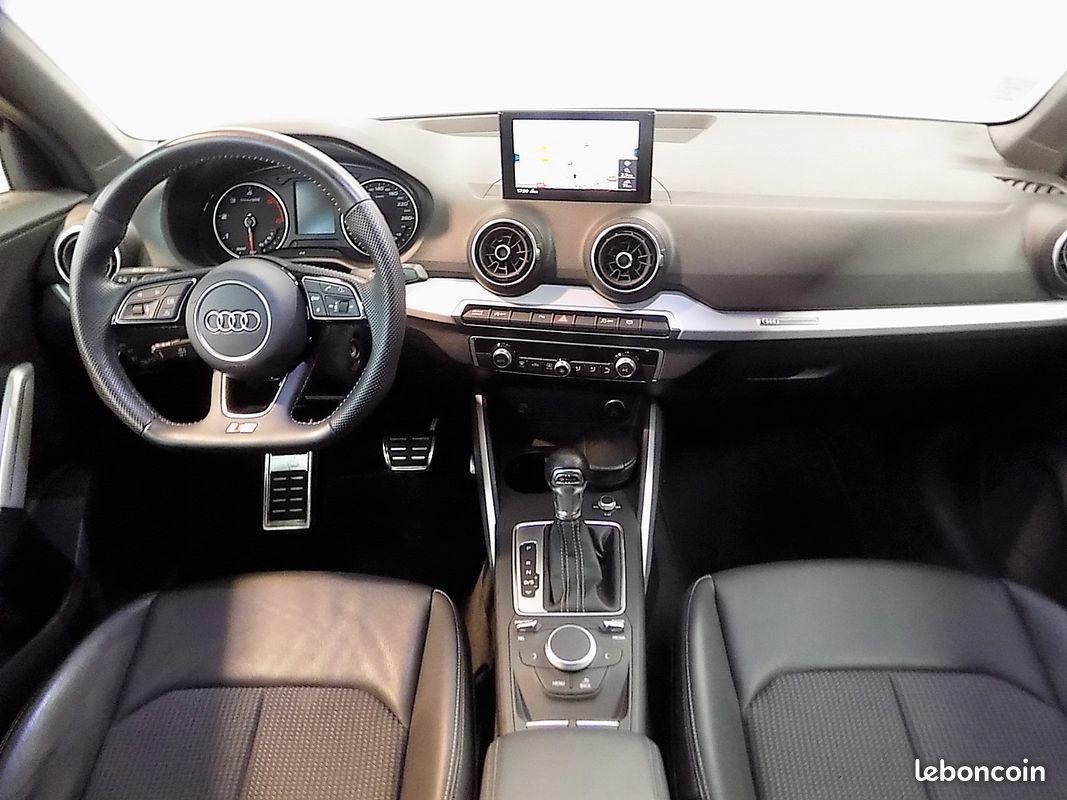 photo secondaire Audi q2 1.6 tdi 116 cv s-line s-tronic 30 tdi audi