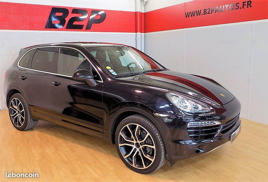 photo vehicule vendu - Porsche cayenne 3.0 v6 245 cv jantes 21