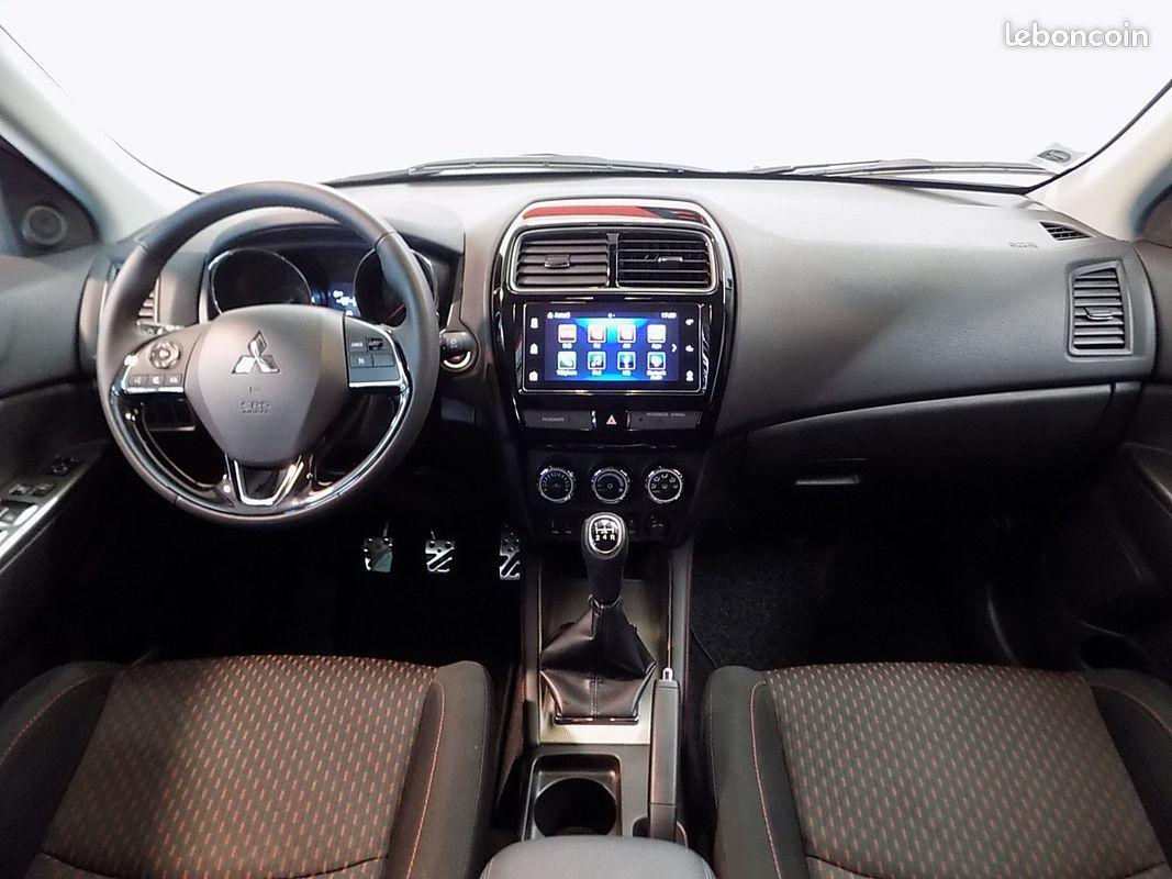 photo secondaire Mitsubishi ASX 1.6 MIVEC 117ch Invite Style 2WD mitsubishi