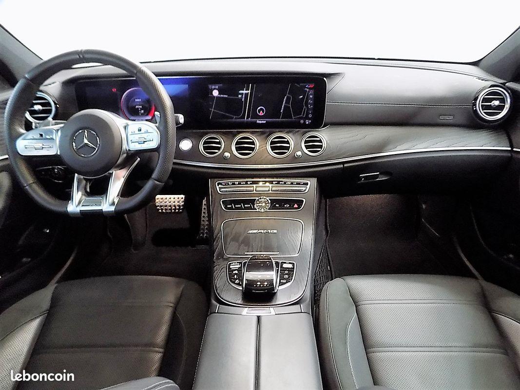 photo secondaire Mercedes classe e 63 amg 4matic+ 572 cv e63 mercedes
