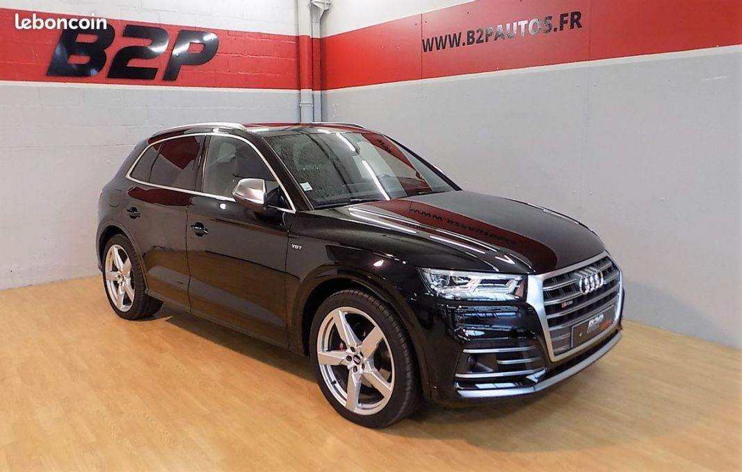 photo vehicule vendu - Audi sq5 3.0 v6 tfsi 354 ch quattro