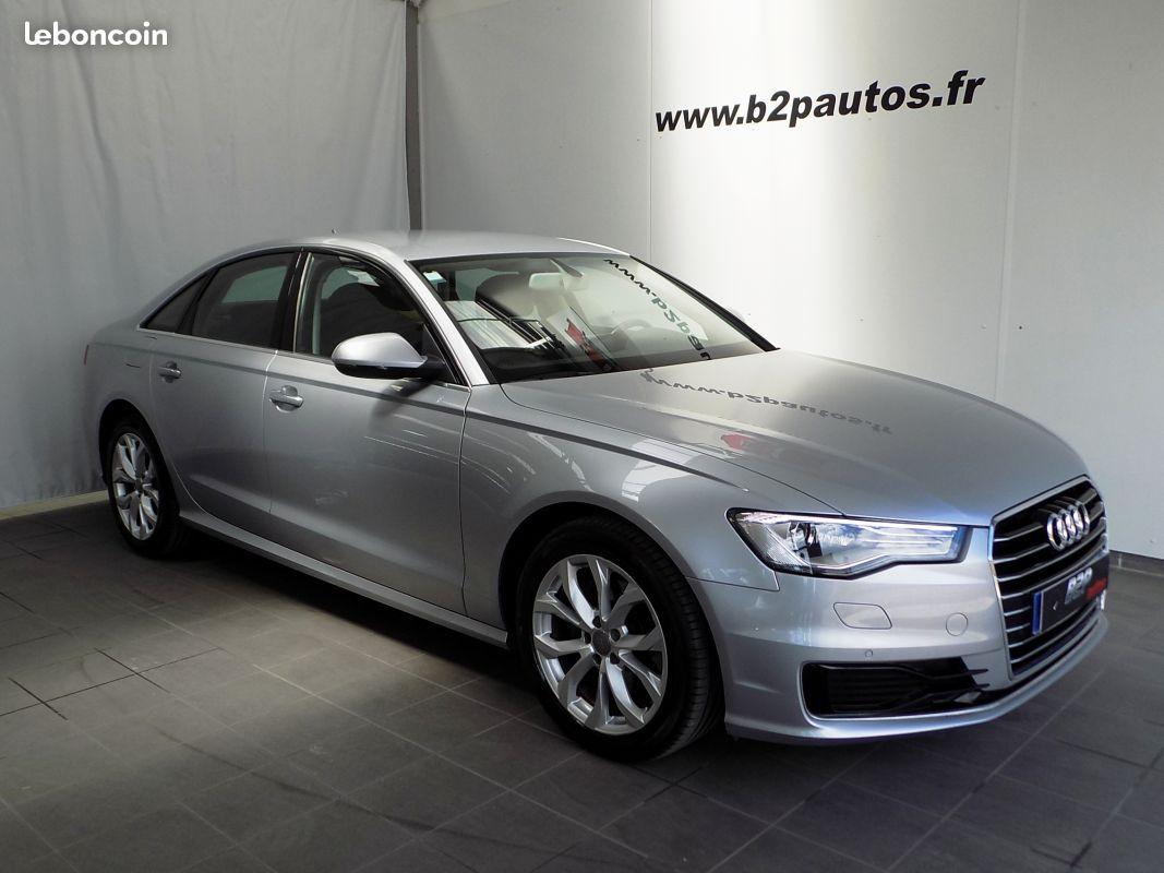 photo vehicule vendu - Audi a6 2.0 tdi 190 cv luxe