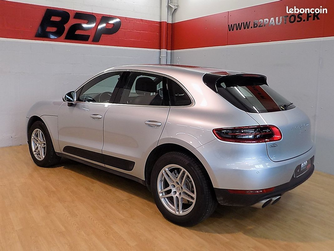 photo secondaire Porsche macan s 3.0 v6 258 cv 1ere main francais porsche