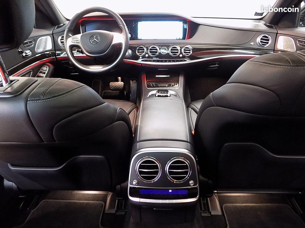 photo secondaire Mercedes classe s 500 executive l hybrid plus mercedes