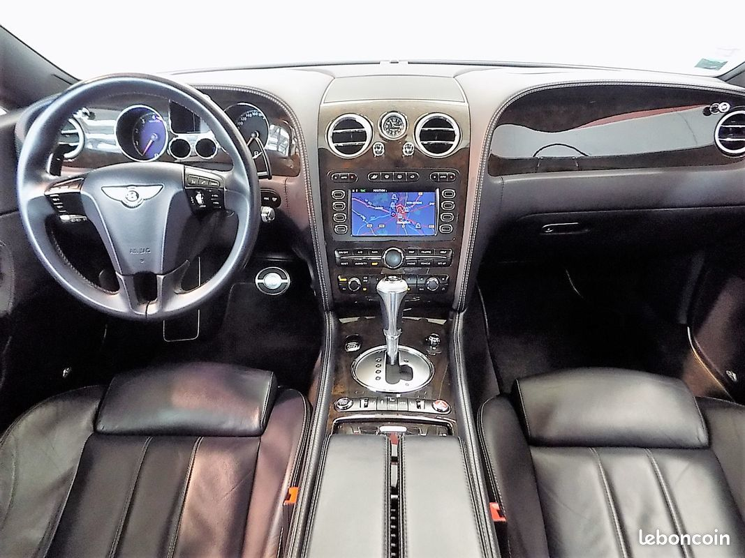photo secondaire Bentley continental gt phase 2 6.0 w12 560 cv coupe bentley