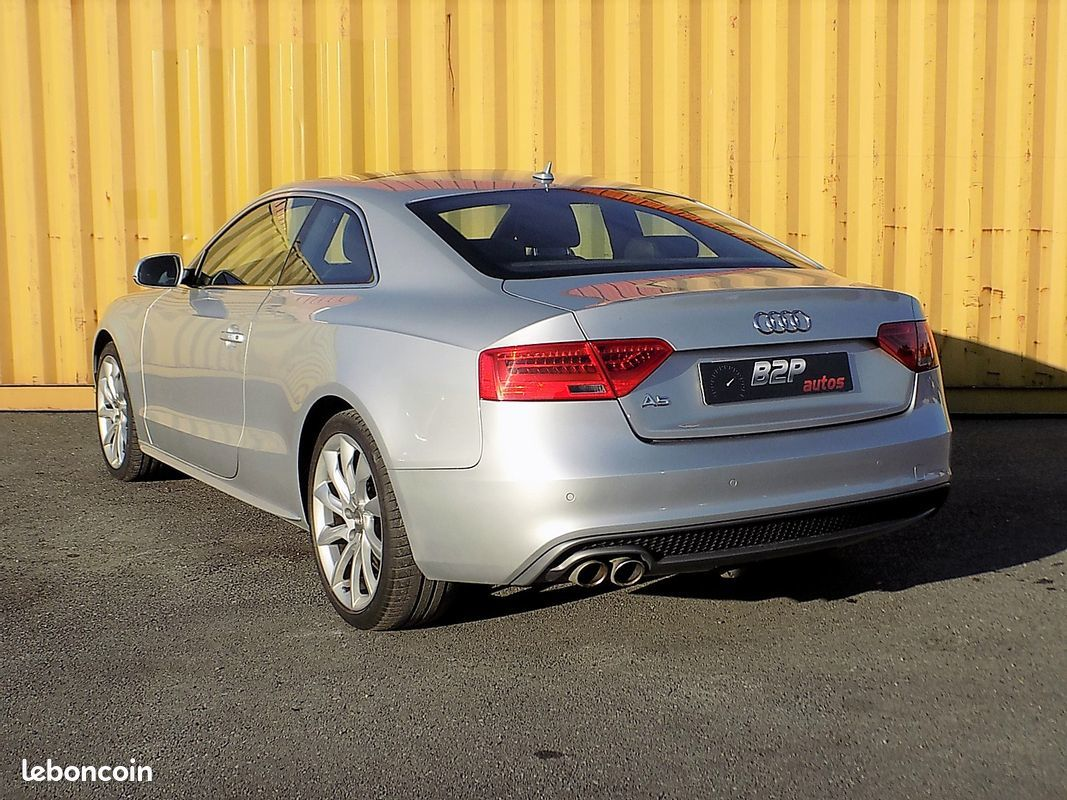 photo secondaire Audi a5 2.0 tdi 177 cv v6 s-line audi