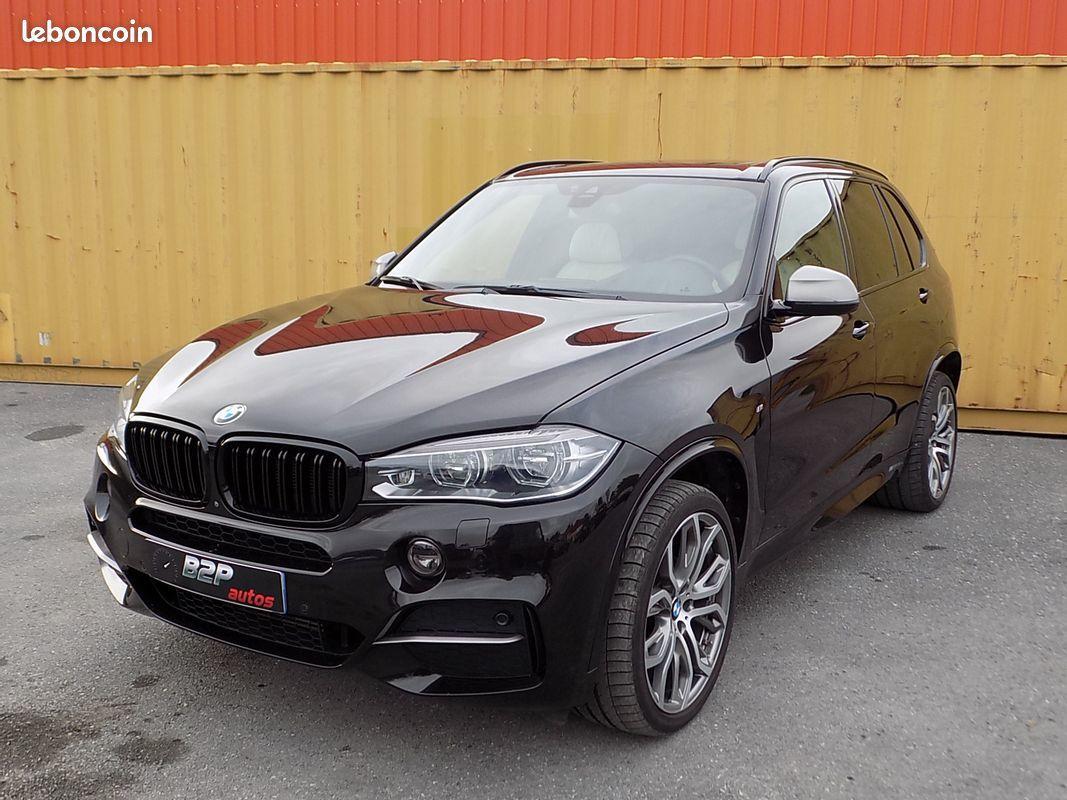 photo vehicule vendu - Bmw x5 m-sport 40d x-drive 313 cv