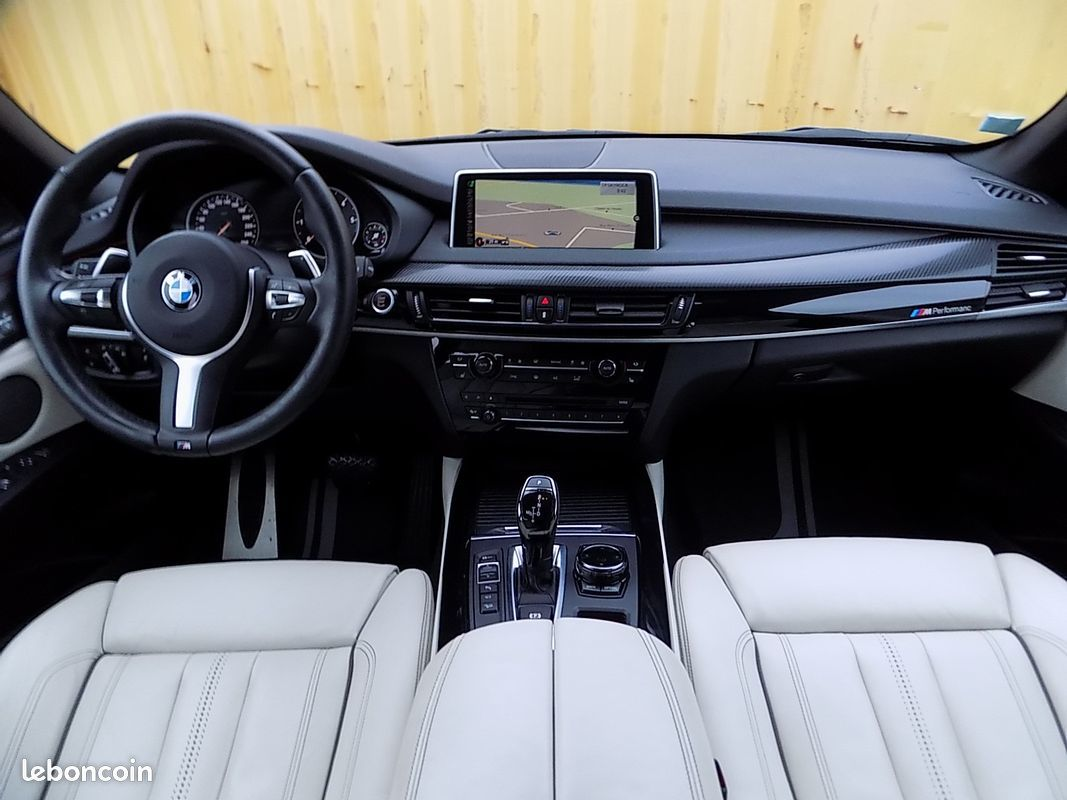 photo secondaire Bmw x5 m-sport 40d x-drive 313 cv bmw