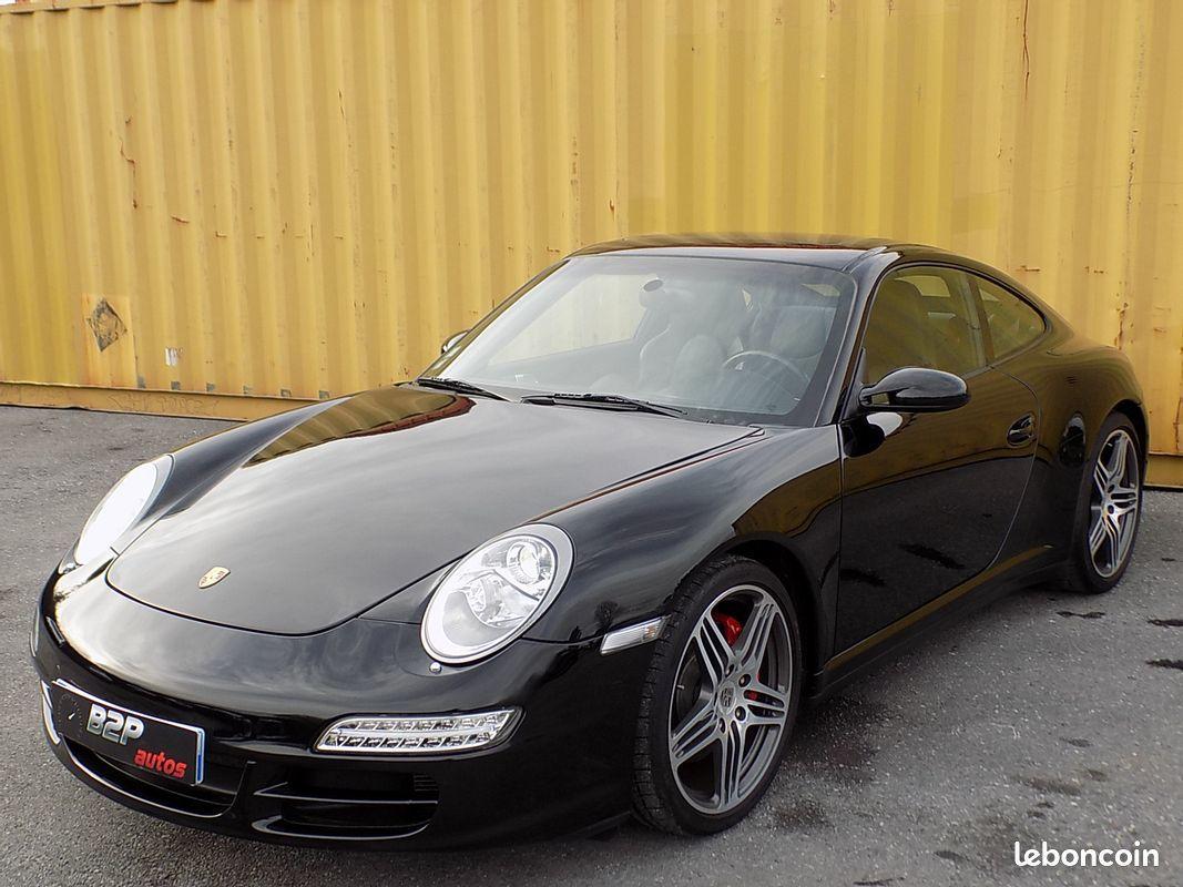photo vehicule vendu - Porsche 997 / 911 4s 355 cv bv6 72000kms Moteur neuf
