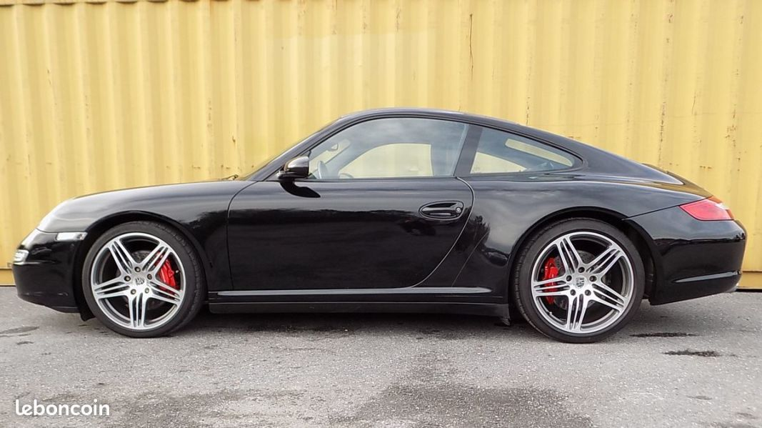 photo secondaire Porsche 997 / 911 4s 355 cv bv6 72000kms Moteur neuf porsche