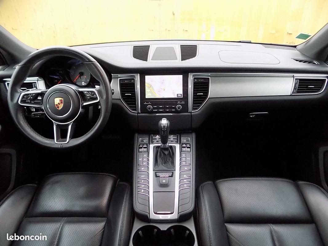 photo secondaire Porsche macan s 3.0 v6 258 cv 1ere main francais porsche