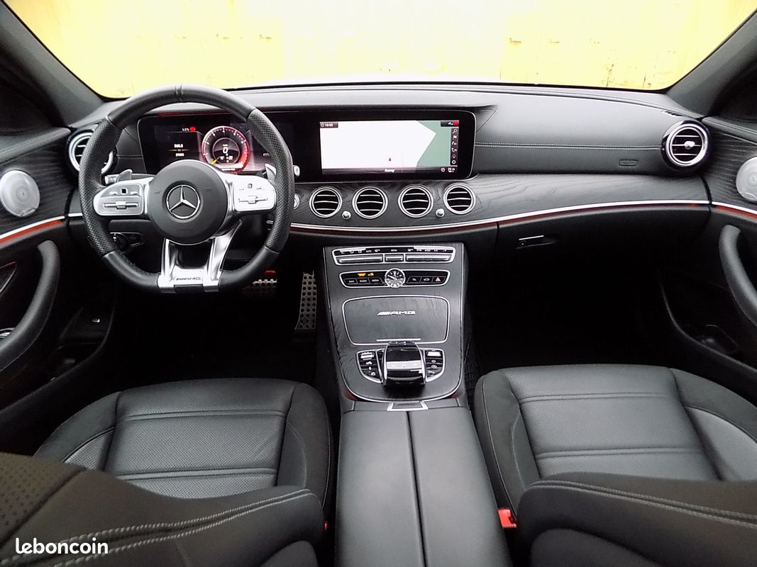 photo secondaire Mercedes classe e 63 amg 4matic+ 572 cv e63 mercedes