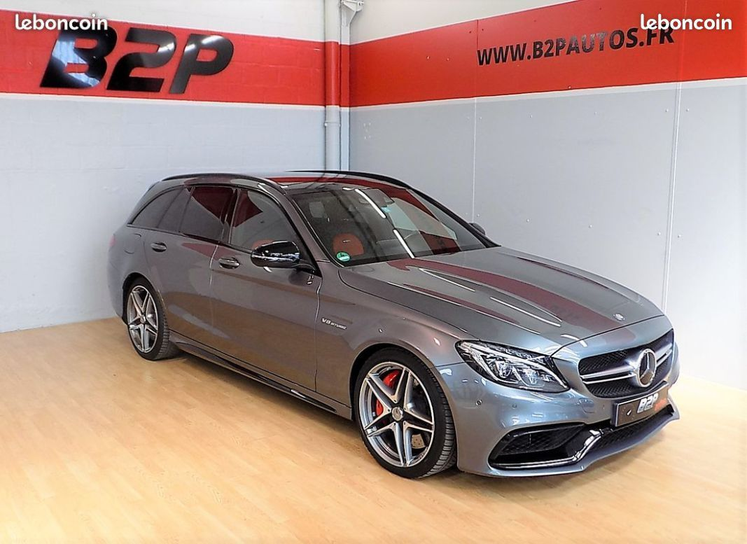 photo principale produit voiture Mercedes break c 63 s amg 510 cv sw 6.3 C63