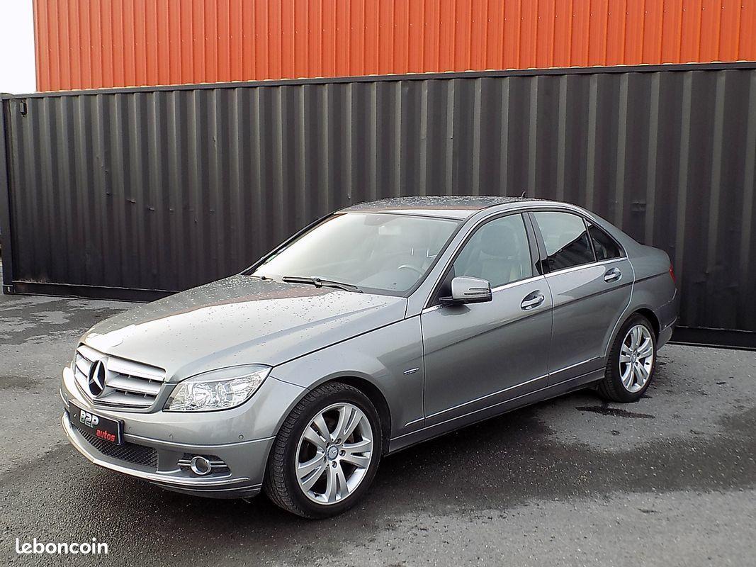 photo principale produit voiture Mercedes c200 avantgarde 184 cv classe c 200