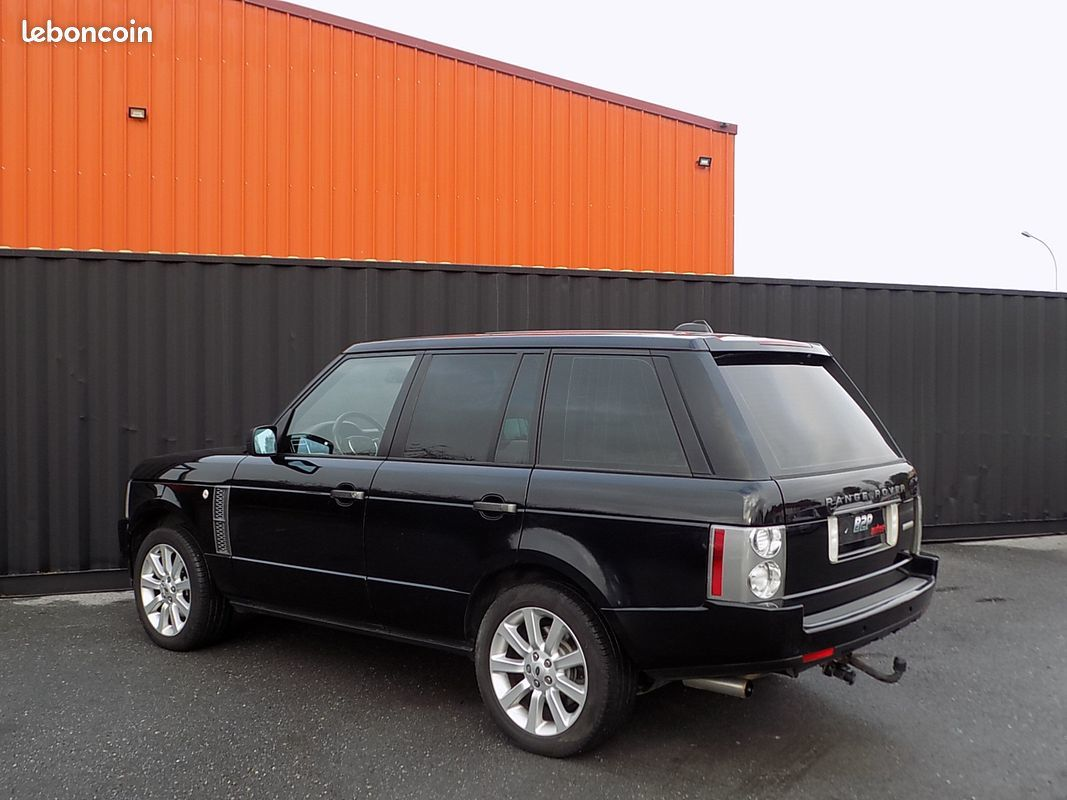 photo secondaire Land rover range rover l322 supercharged 4.2l 390 cv a