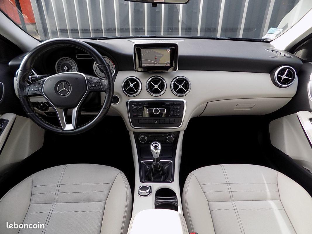 photo secondaire Mercedes classe a 180 cdi sensation xenon gps bv6 109 cv a