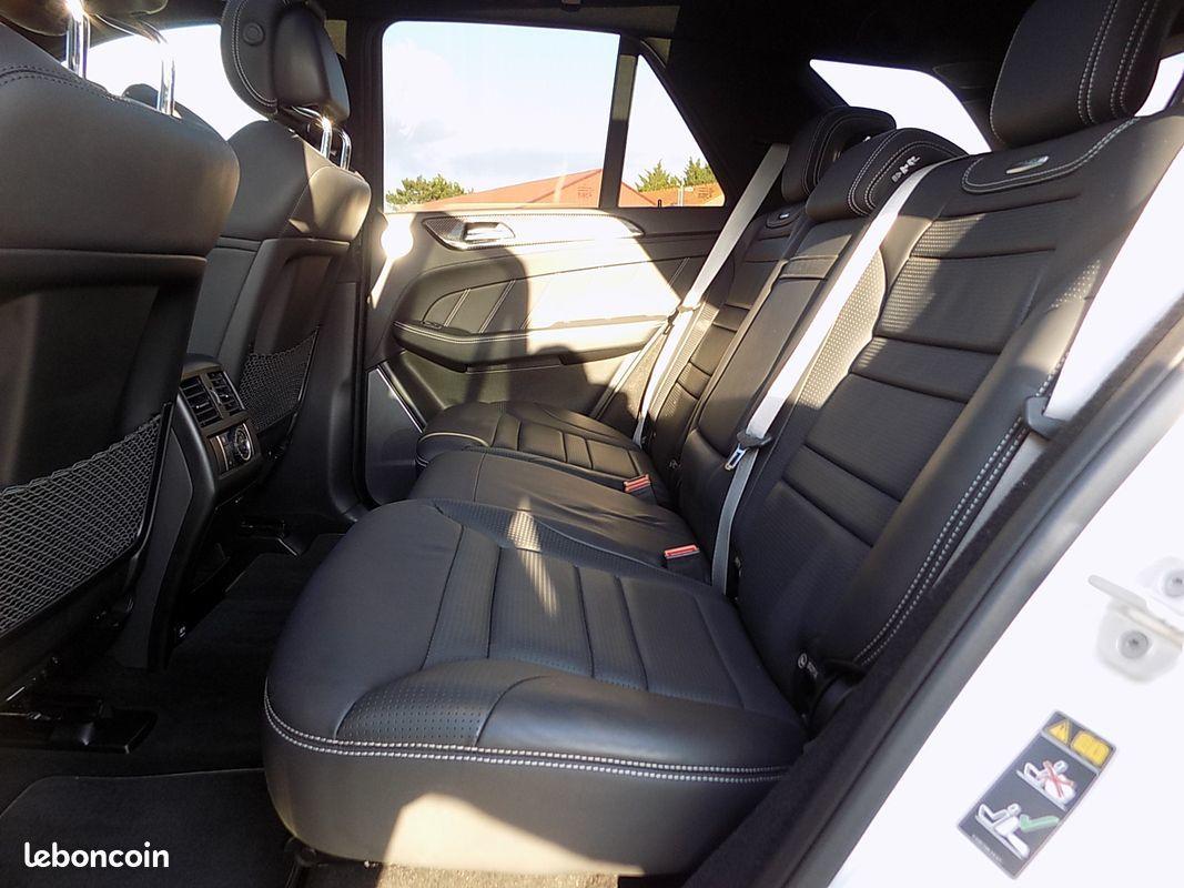 photo secondaire Mercedes gle 63 s amg 6.3 v8 bi-turbo 585 cv a