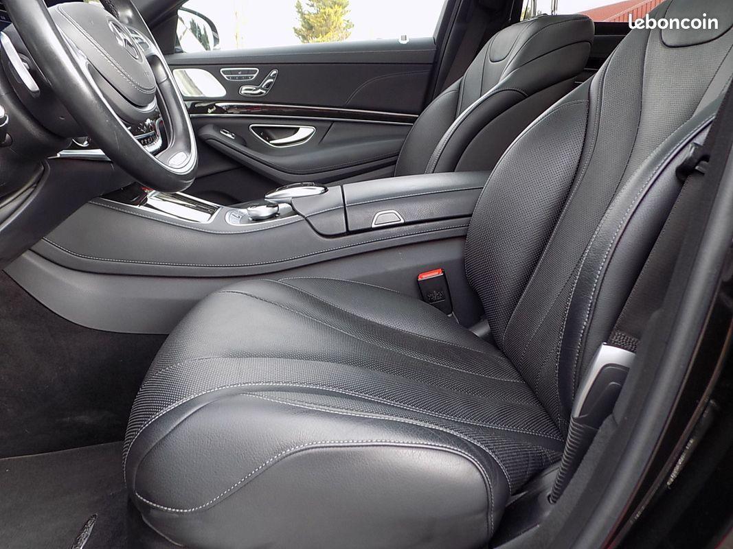 photo secondaire Mercedes classe s 500 executive l hybrid plus a