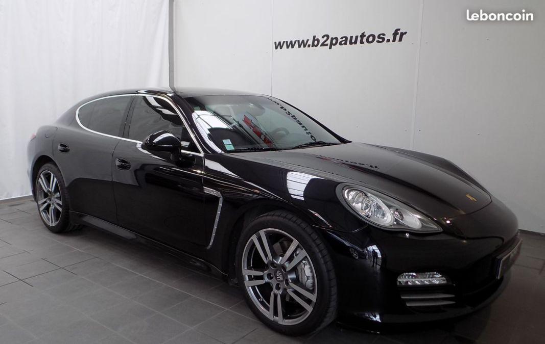 photo vehicule vendu - Porsche panamera 4s 4.8 l v8 400 cv