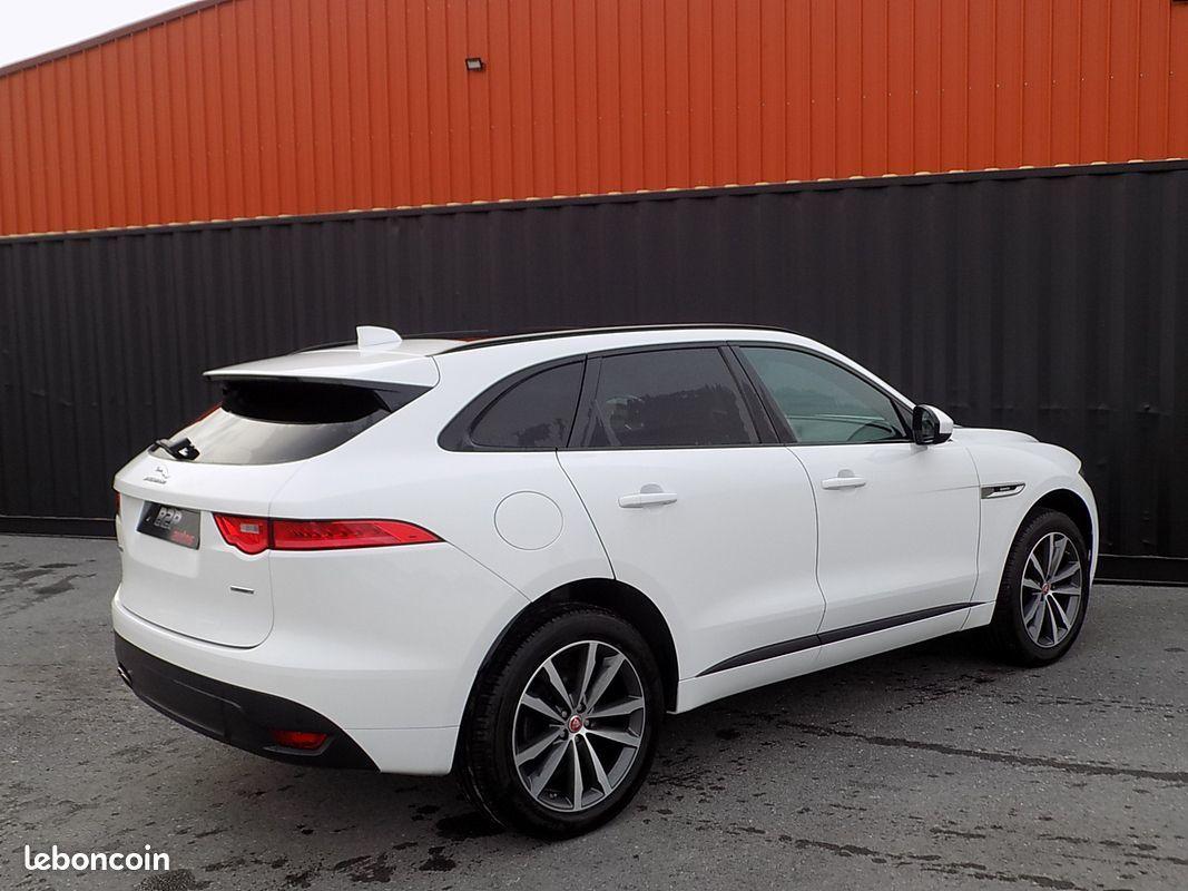 photo secondaire Jaguar f-pace 2.0d 180 ch r-sport awd jaguar