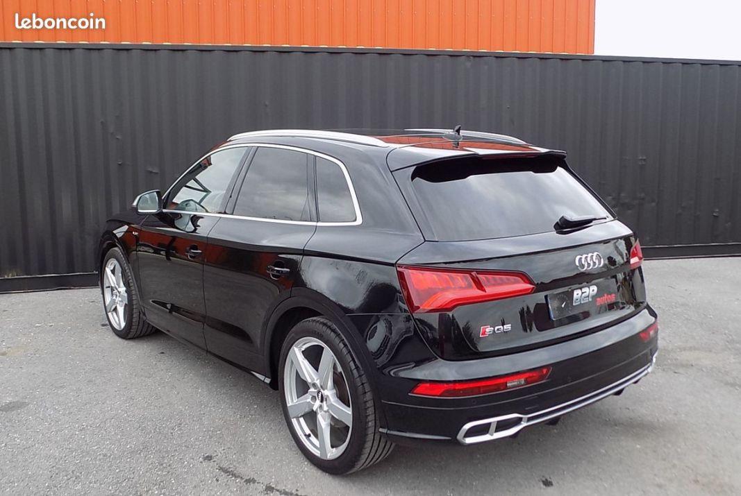 photo secondaire Audi sq5 3.0 v6 tfsi 354 ch quattro a