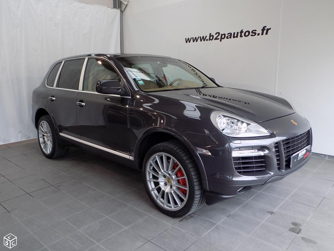 photo vehicule vendu - Porsche cayenne phase 2 turbo s 550 cv