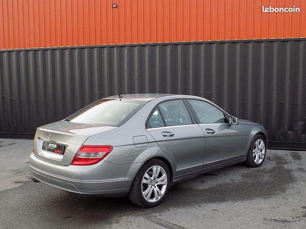 photo secondaire Mercedes c200 avantgarde 184 cv classe c 200 mercedes