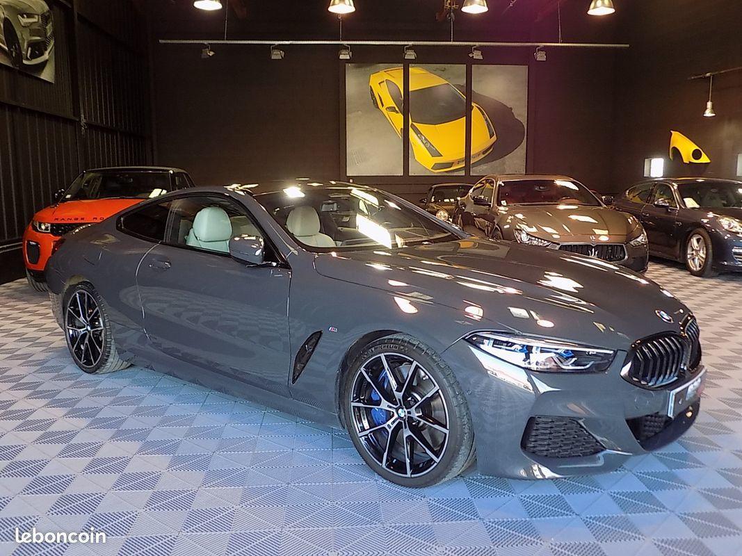 photo vehicule vendu - Bmw serie 8 m-sport 840 d 320 cv x-drive