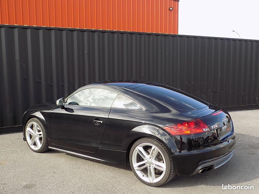 photo secondaire Audi tts quattro 2.0 tfsi 272 cv bvm6 audi