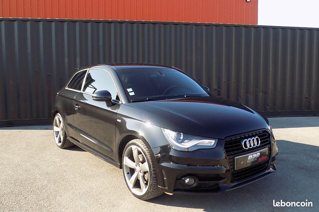 photo vehicule vendu - Audi a1 1.4 tfsi 185 cv s-line bva
